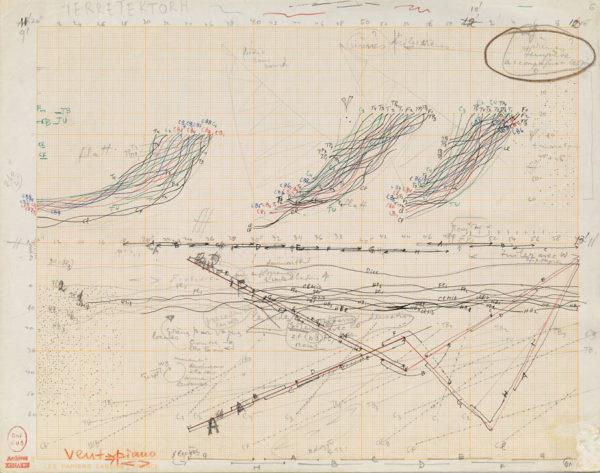 Iannis Xenakis: Composer, Architect, Visionary